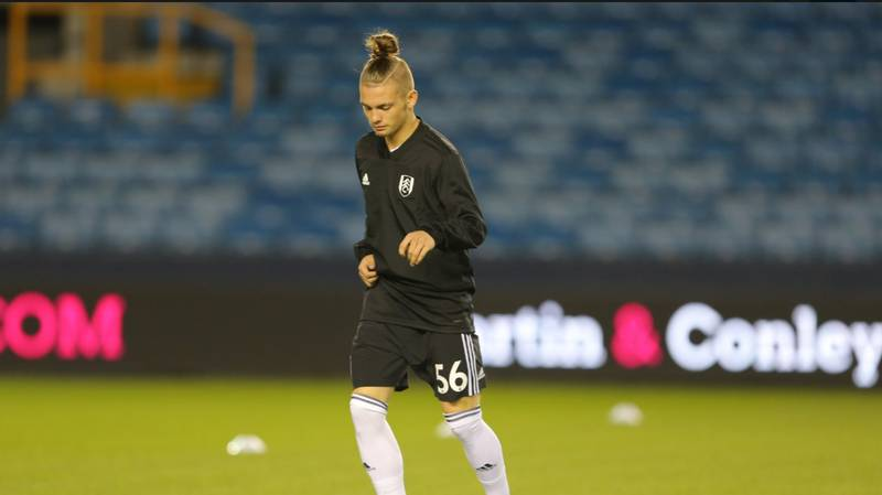 15-Year old Harvey Elliott Is On The Bench For Fulham Tonight