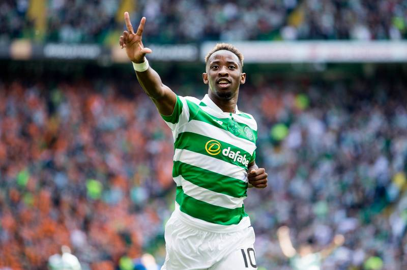 Moussa Dembele Donates 25 Celtic Jerseys to Team in Disadvantaged African City