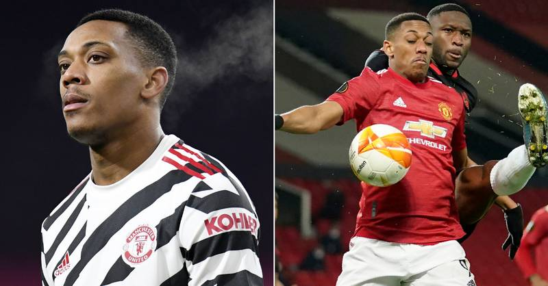 Anthony Martial Should Quit Manchester United For 'Good Of Both Him And The Club'
