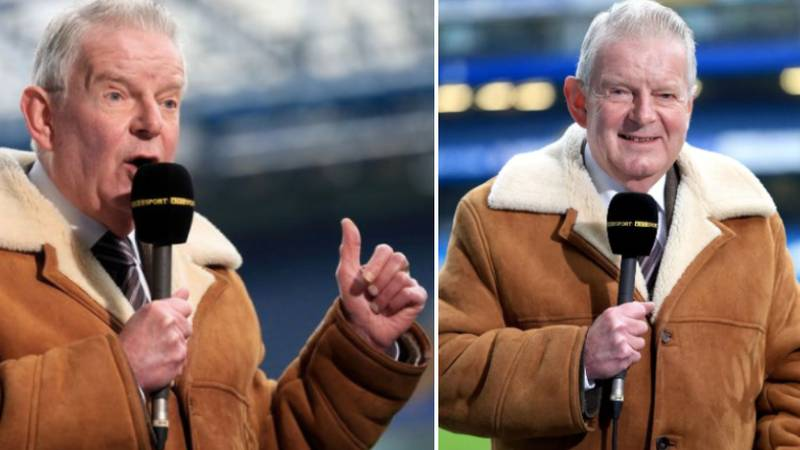 John Motson Will Deliver His Last Ever Live Commentary This Weekend
