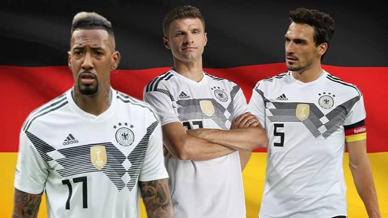 Germany Boss Joachim Low Axes Thomas Muller, Jerome Boateng And Mats Hummels