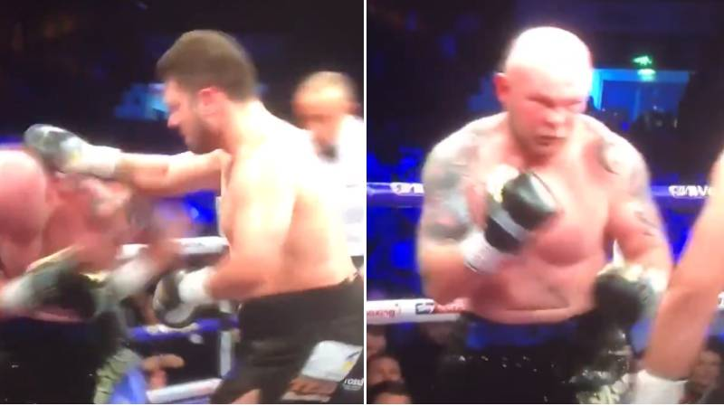 """Boxing Fan Brands Dave Allen's Suspicious Victory Over Dorian Darch As A """"Massive Fix"""""""