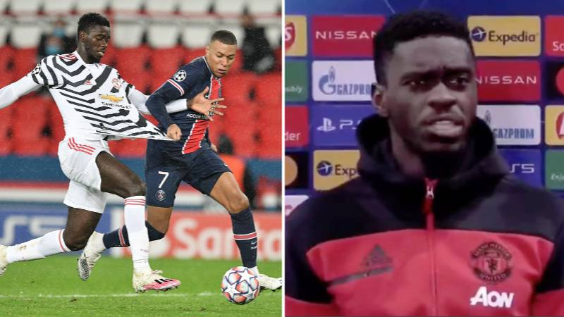 Man Utd Fans Think They've Found A Future Captain In Axel Tuanzebe After 'Elite' Post-Match Interview