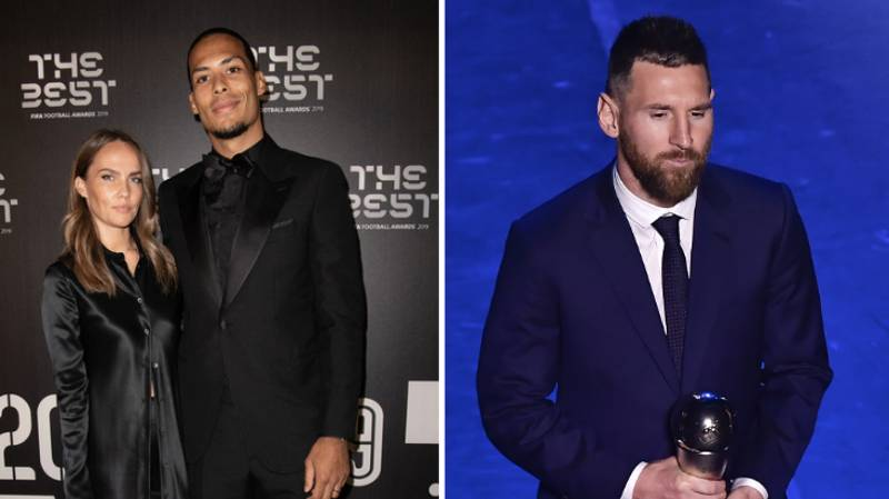 "Virgil Van Dijk: ""You Cannot Compare Me And Lionel Messi"""