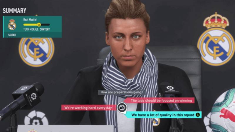 EA Sports Release New And Improved Career Mode For FIFA 20