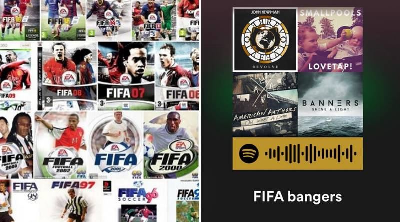 'Best FIFA Songs Of The Decade' Twitter Thread Goes Viral And Features Some Absolute Bangers