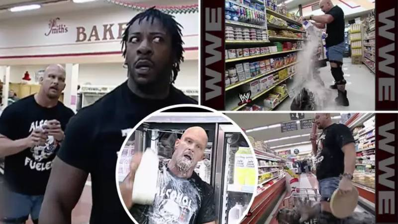 Booker T Reveals Incredible Damage Costs From His Iconic Store Brawl With Stone Cold
