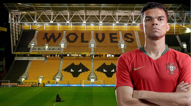 Pepe Is The Latest Player To Be Linked With Transfer To Wolves