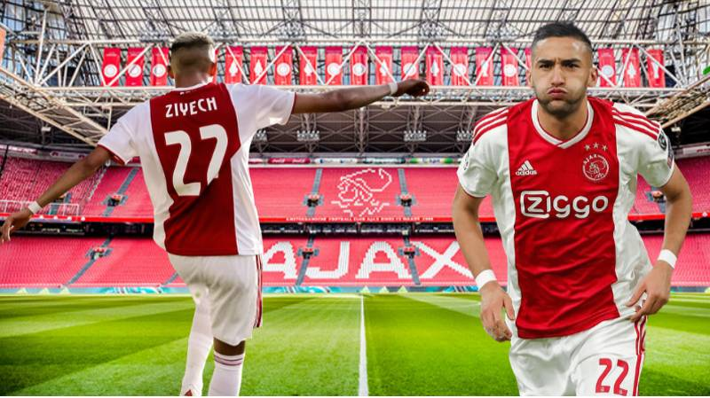 Ajax Ace Hakim Ziyech Has A Ridiculously Low Release Clause