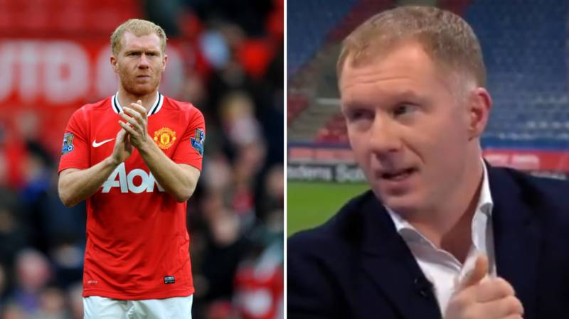 Paul Scholes Reveals The Two Players Who Retired Him In 2013