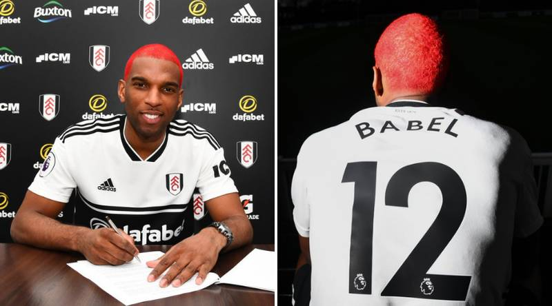 Fulham Have Announced The Signing Of Ryan Babel