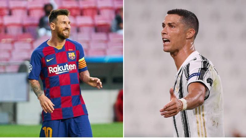 Lionel Messi Ranked Fifth and Cristiano Ronaldo Ranked Eighth In UEFA Forward Of The Year Vote Results