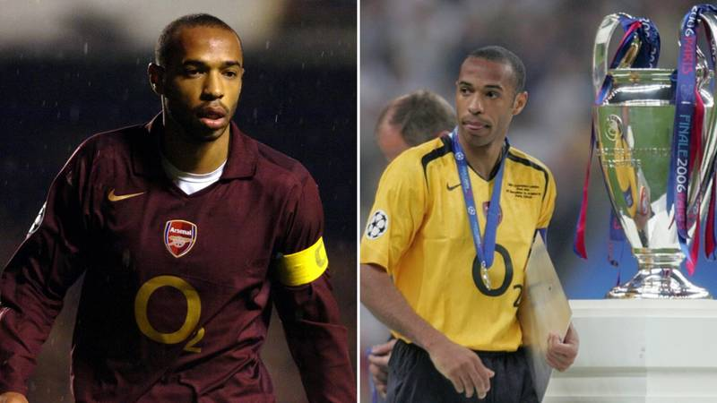 Twitter Thread Explains Why Thierry Henry Is 'The Most Overrated Striker In History'