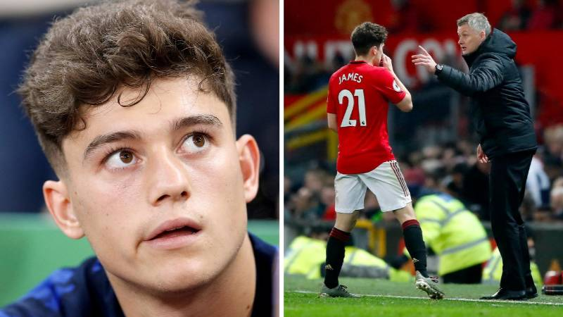 "Daniel James: ""To Play For This Club And To Play So Many Games...I'm Honoured."""