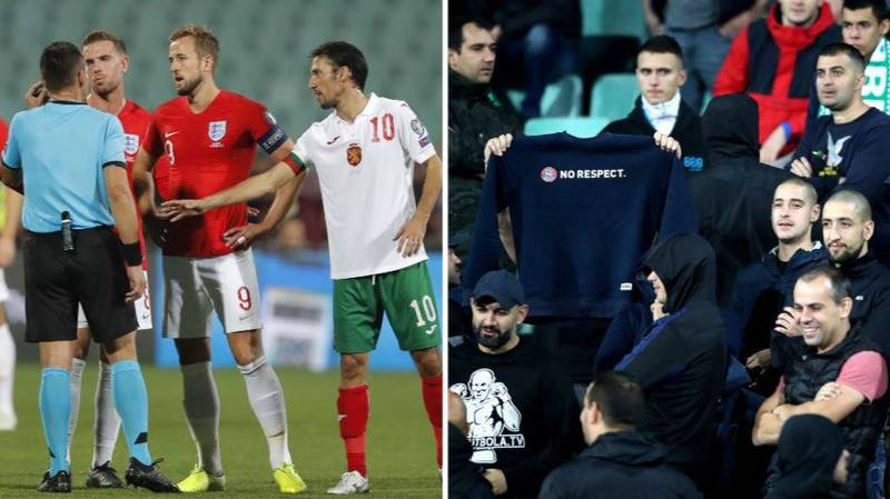 Bulgaria And England Charged By UEFA After Racism During Match