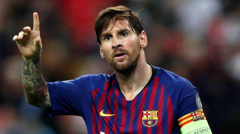 Lionel Messi Responds To La Liga With Official Statement