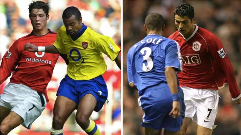 Highlights Video Shows Why Cristiano Ronaldo Named Ashley Cole His Toughest Opponent