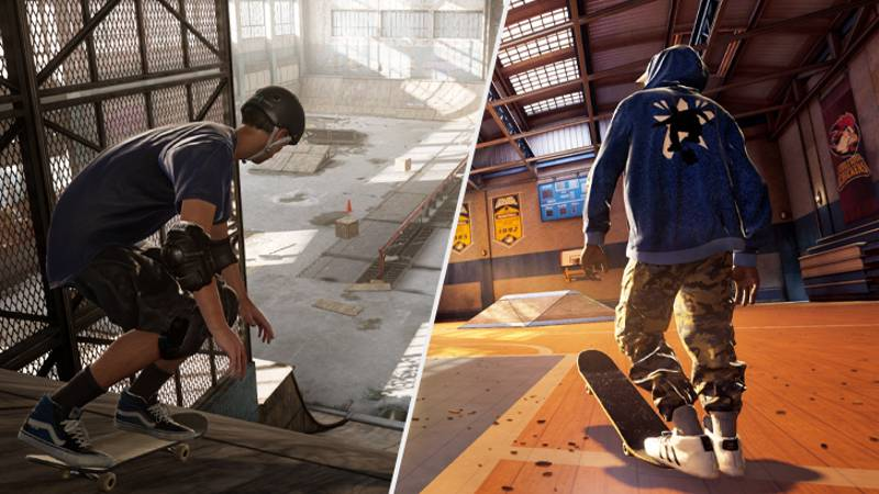 'Tony Hawk's Pro Skater 1 And 2 Remastered' Announced In Nostalgia-Soaked Trailer
