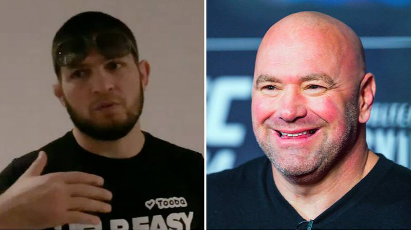 Khabib Names The UFC Star Who Could Become 'The Best Fighter Of All Time'