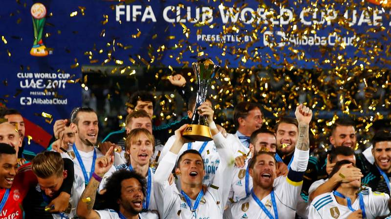 FIFA Have Plans For An Incredible 24-Team Club World Cup