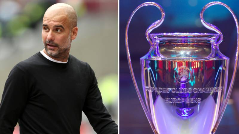 Michael Owen Predicts Manchester City To Win The Champions League This Season