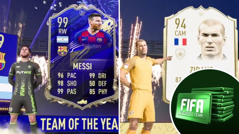 Electronic Arts Hit With Class-Action Lawsuit Over Ultimate Team Loot Boxes