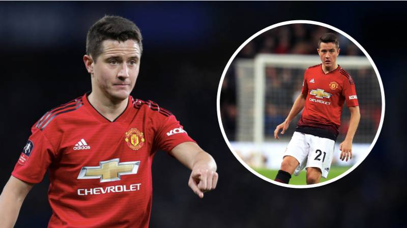 Manchester United Have Already Identified A Potential Replacement For Ander Herrera