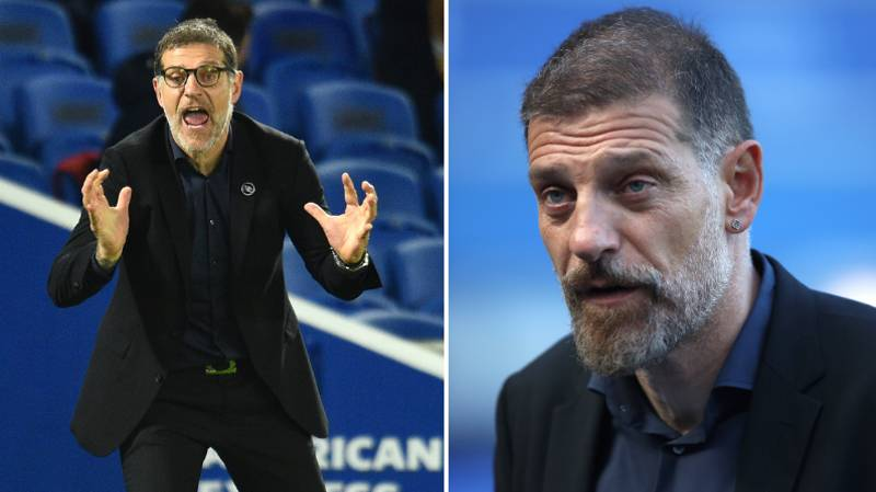 Slaven Bilic Says He Hopes Sam Allardyce Keeps West Brom Up
