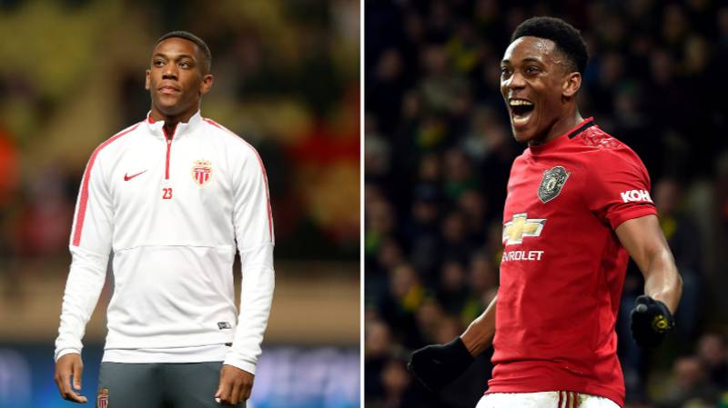 Sergio Romero Spotted Anthony Martial's Talent At AS Monaco Aged Just 17