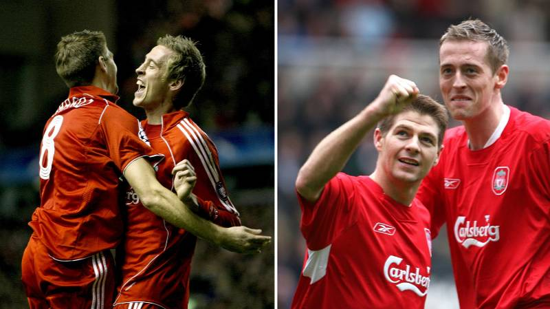 Peter Crouch Shares Story Of How Steven Gerrard's Old Man Costume Fooled Everyone
