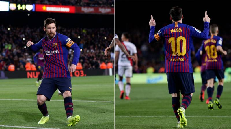 Lionel Messi Is The Top Scorer And The Top Assister In The Top Five European Leagues