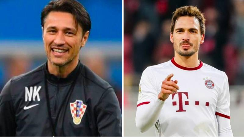 Bayern Coach Says Dejan Lovren Is 'Playing Like 2014 Jerome Boateng', Mats Hummels Responds