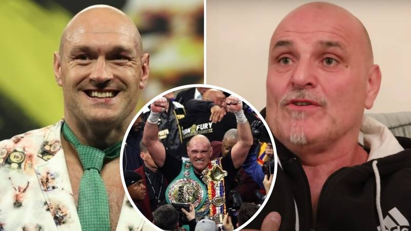 John Fury Finally Names Which Boxing Legend Could Beat Tyson Fury In The Ring