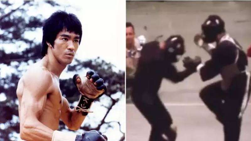 Bruce Lee's Only 'Real' Fight Caught On Camera
