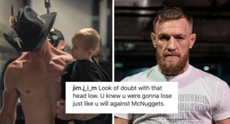Donald Cerrone Gives Fan His Home Address After He Said He'll Lose To Conor McGregor