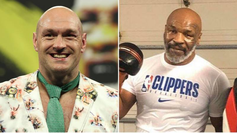 Mike Tyson Vs. Tyson Fury Mega-Fight Backed By Promoter Bob Arum