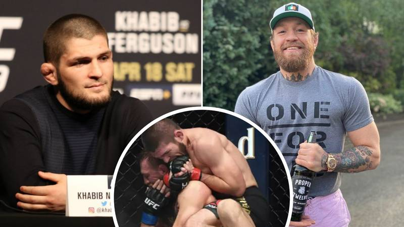 Khabib Nurmagomedov's Annual Earnings Are A Third LESS Than Conor McGregor's