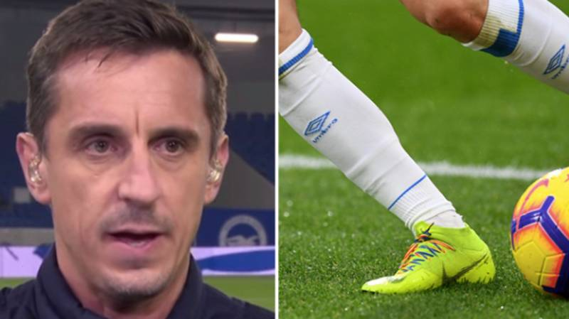 Gary Neville Reveals Who He Thinks Is Premier League's Most Underrated Player