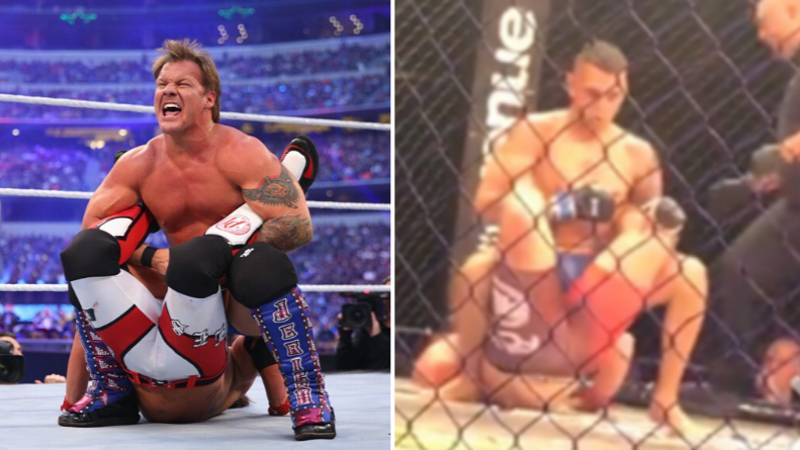 An MMA Fighter Once Won A Fight With The Walls Of Jericho