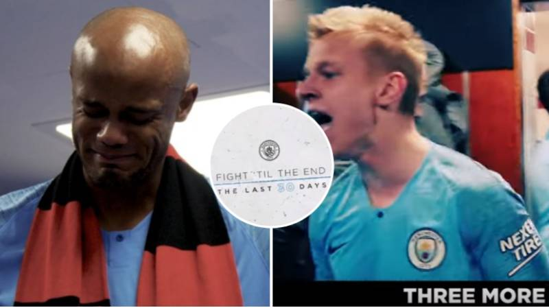 Manchester City Release Four-Part Documentary On Last 30 Days Of Incredible Domestic Treble-Winning Season