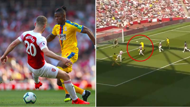 Shkodran Mustafi Savagely Trolled For Performance Against Crystal Palace
