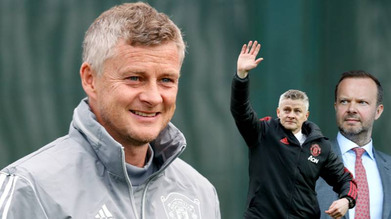 There's No Need To Sack Solskjaer, Nothing's Changed And No One Can Fix This