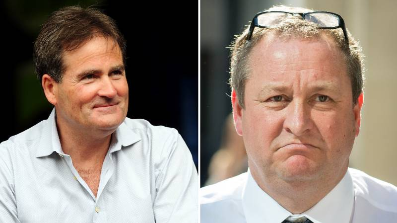 Richard Keys Mocked Over Terrible Mike Ashley And Newcastle United Opinion