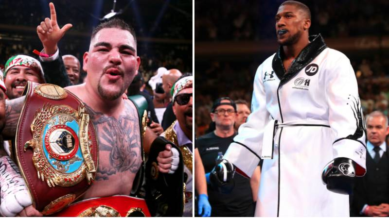 Andy Ruiz Jr Hits Back At Claims He Hasn't Been Training For Anthony Joshua Rematch