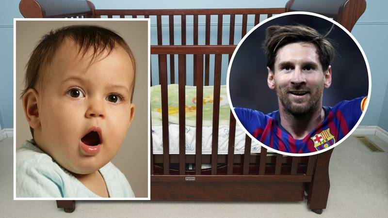 There Has Been A Massive Surge In Catalans Naming Their Babies Leo Since Messi's Arrival
