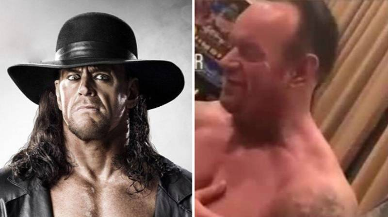 The Undertaker Looks In Excellent Shape Ahead Of Rumoured Return
