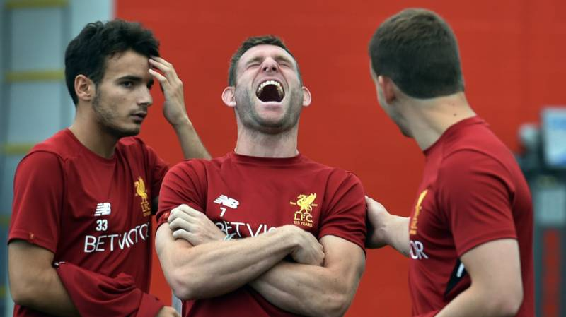 James Milner Has The Most Assists In The Champions League This Season