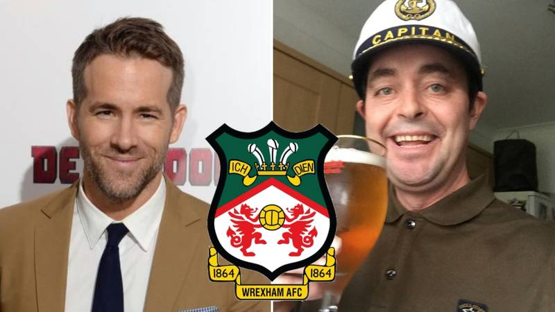 Actor Ryan Reynolds Interested In Buying National League Side Wrexham