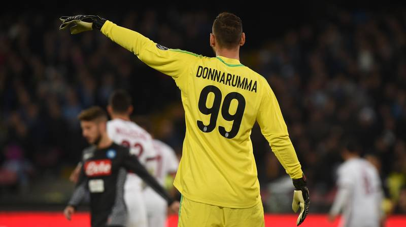 How Gianluigi Donnarumma Could Leave AC Milan For Just £35 Million This Summer