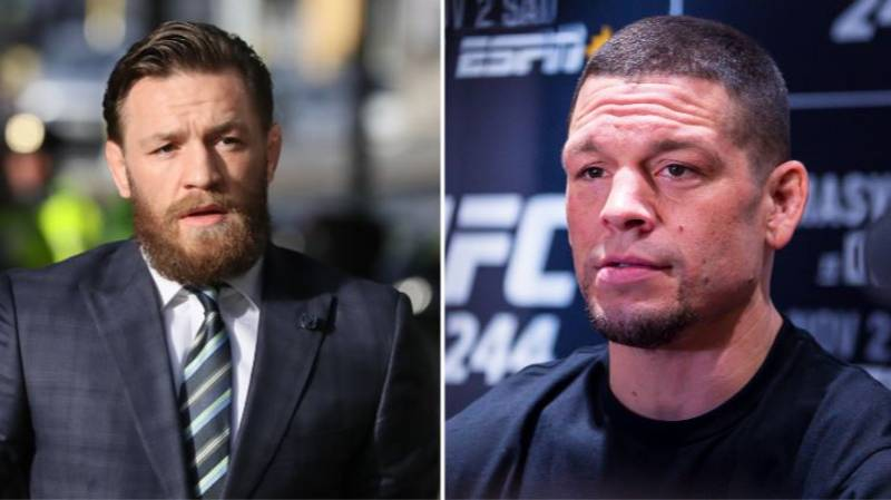 Nate Diaz Quickly Deletes Response To News About Conor McGregor's Return